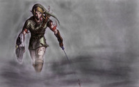 Link - The Legend of Zelda [3] wallpaper 1920x1200 jpg