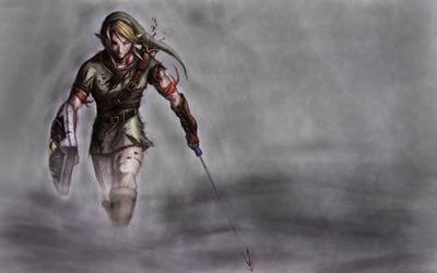 Link - The Legend of Zelda [3] wallpaper
