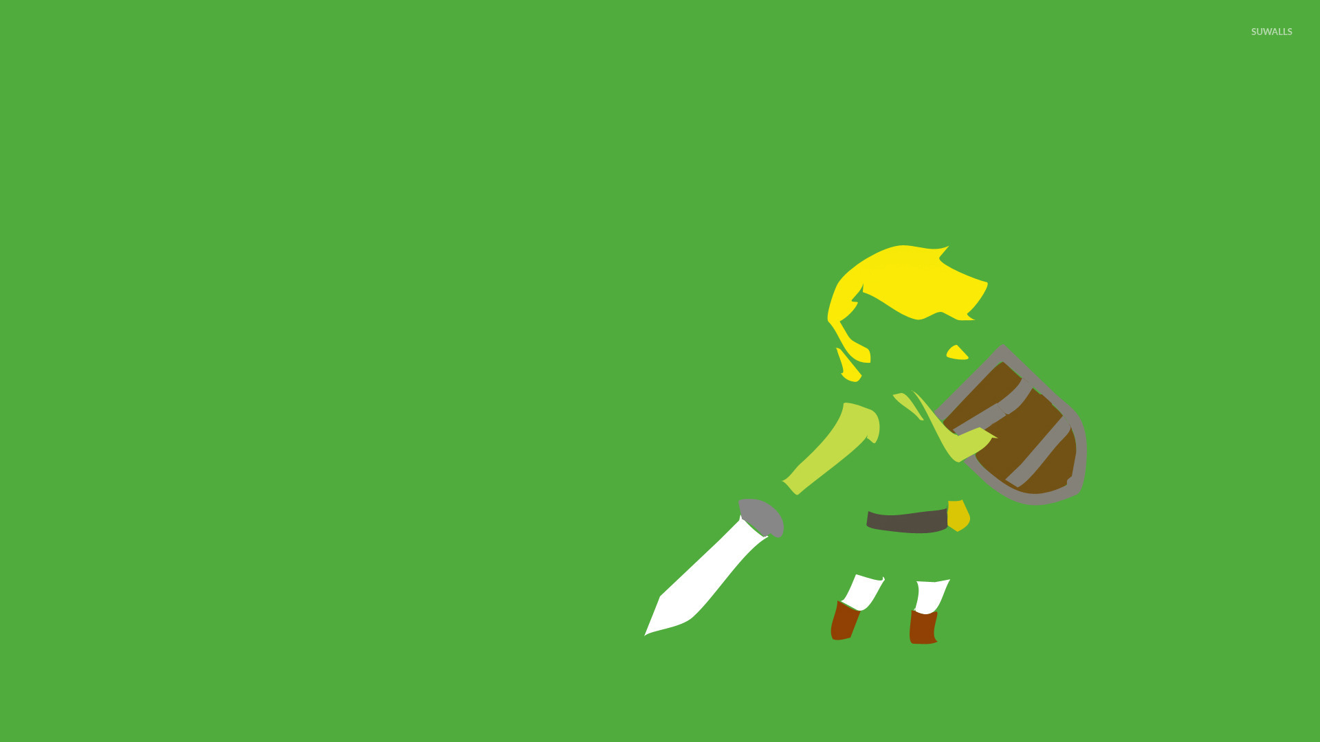 Link - The Legend of Zelda [2] wallpaper