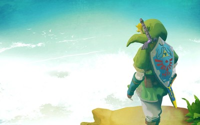 Link - The Legend of Zelda wallpaper