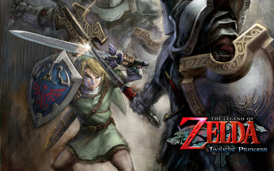 Link - The Legend of Zelda: Twilight Princess wallpaper
