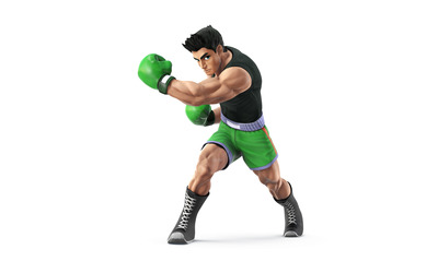 Little Mac - Super Smash Bros. wallpaper