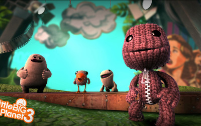 LittleBigPlanet 3 [2] wallpaper