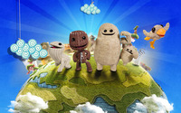 LittleBigPlanet 3 wallpaper 1920x1080 jpg