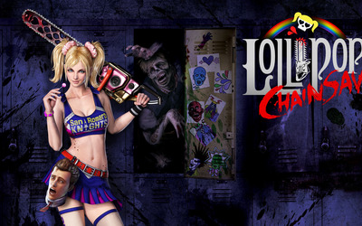 Lollipop Chainsaw [2] wallpaper