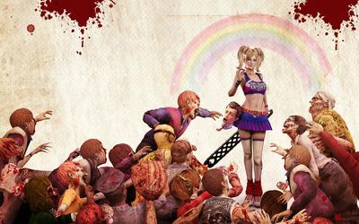 Lollipop Chainsaw [3] wallpaper