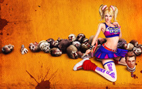 Lollipop Chainsaw wallpaper 1920x1200 jpg