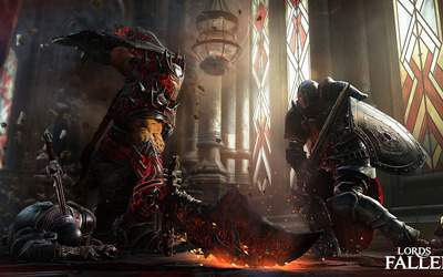 Lords of the Fallen [4] wallpaper