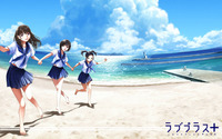 LovePlus wallpaper 1920x1200 jpg