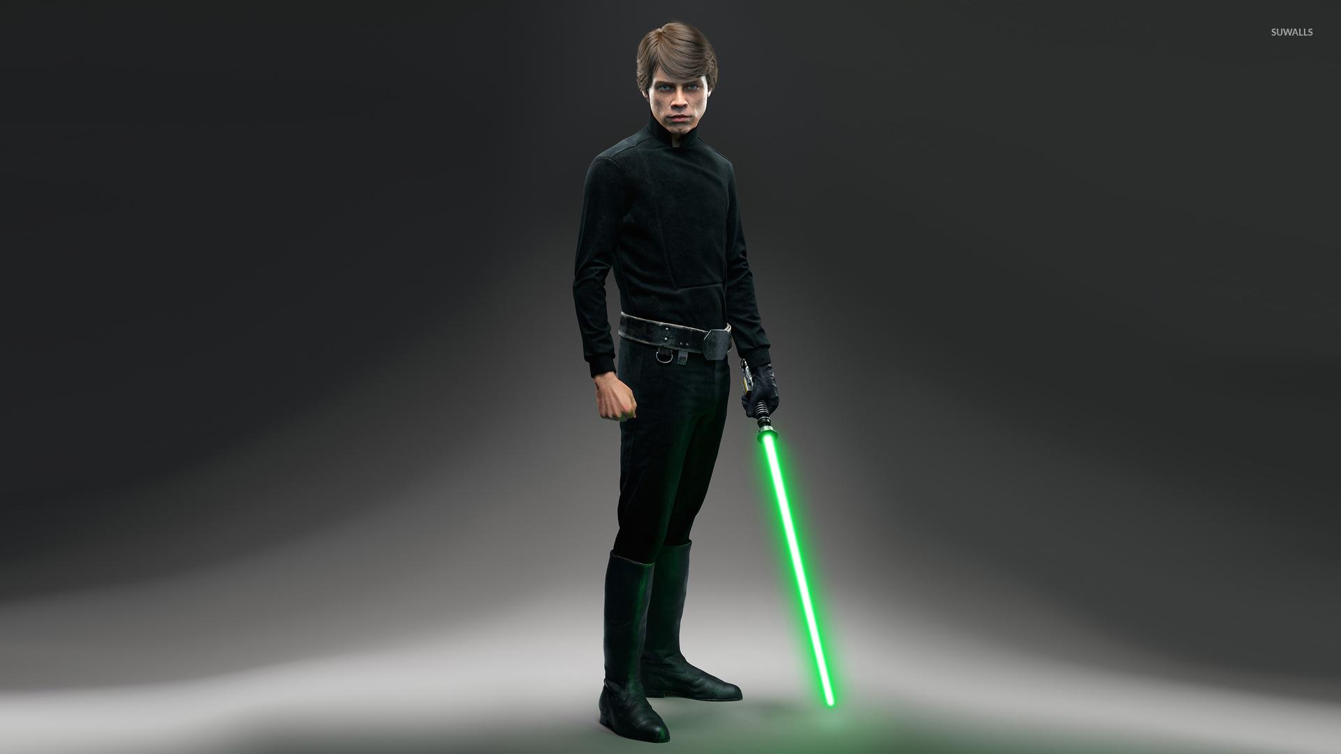 Luke Skywalker - Star Wars Battlefront wallpaper - Game ...
