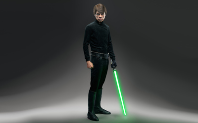Luke Skywalker - Star Wars Battlefront wallpaper