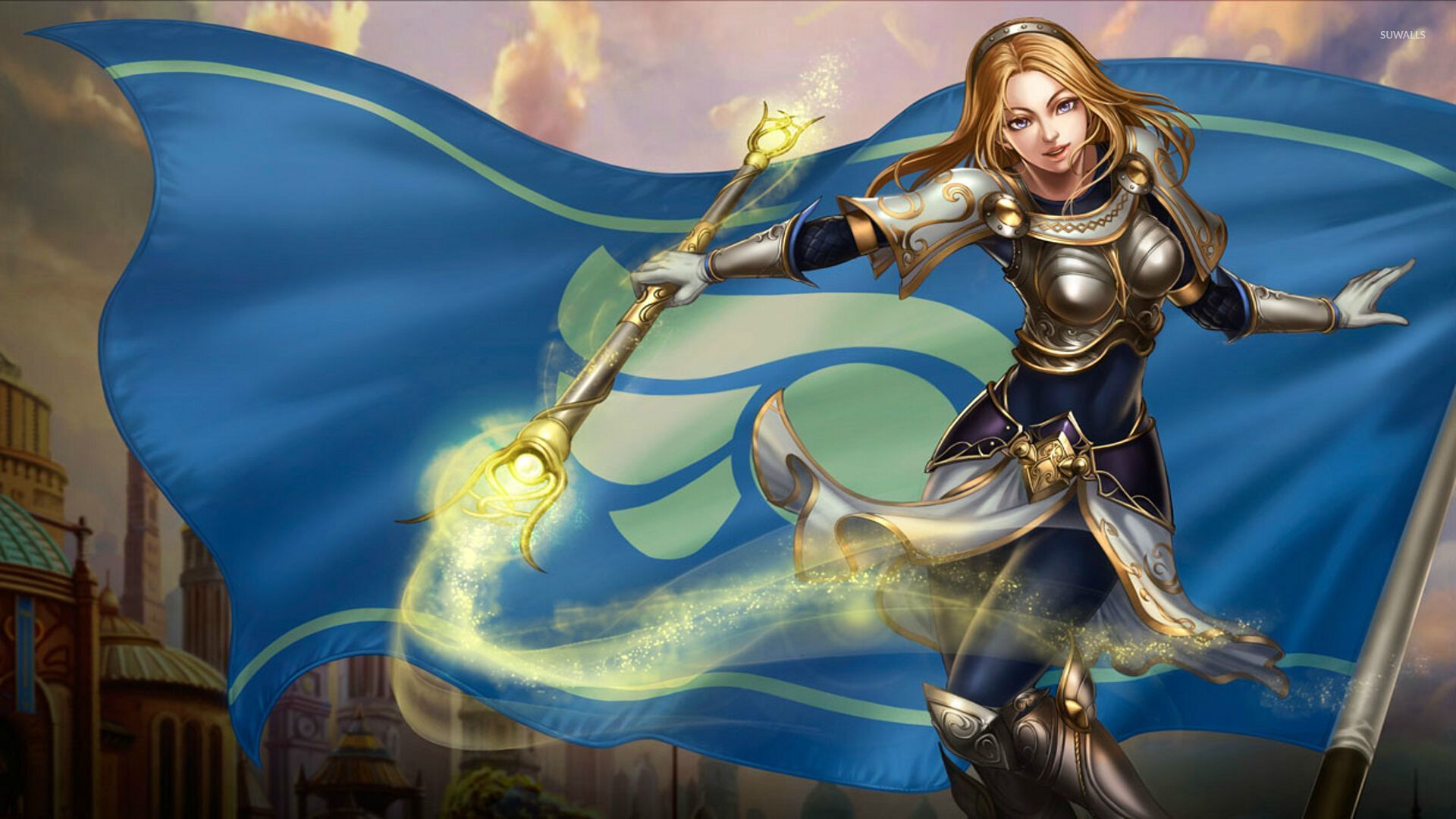 Lux In League Of Legends Wallpaper Game Wallpapers 51859
