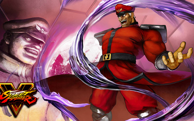 M. Bison in Street Fighter V wallpaper