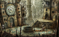 Machinarium wallpaper 1920x1080 jpg