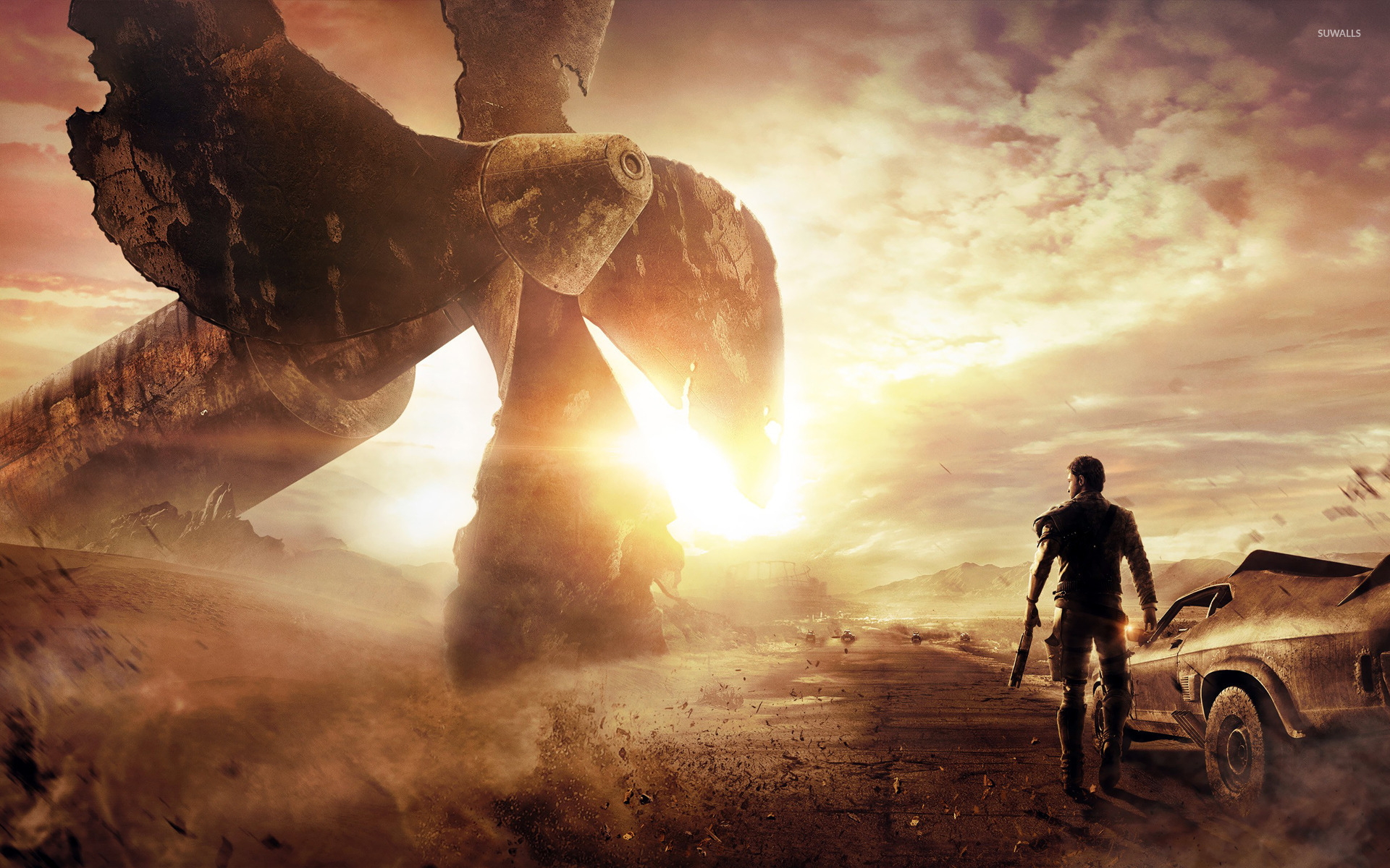 Mad Max Wallpaper Game Wallpapers 21753