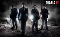 Mafia II wallpaper 2560x1600 jpg