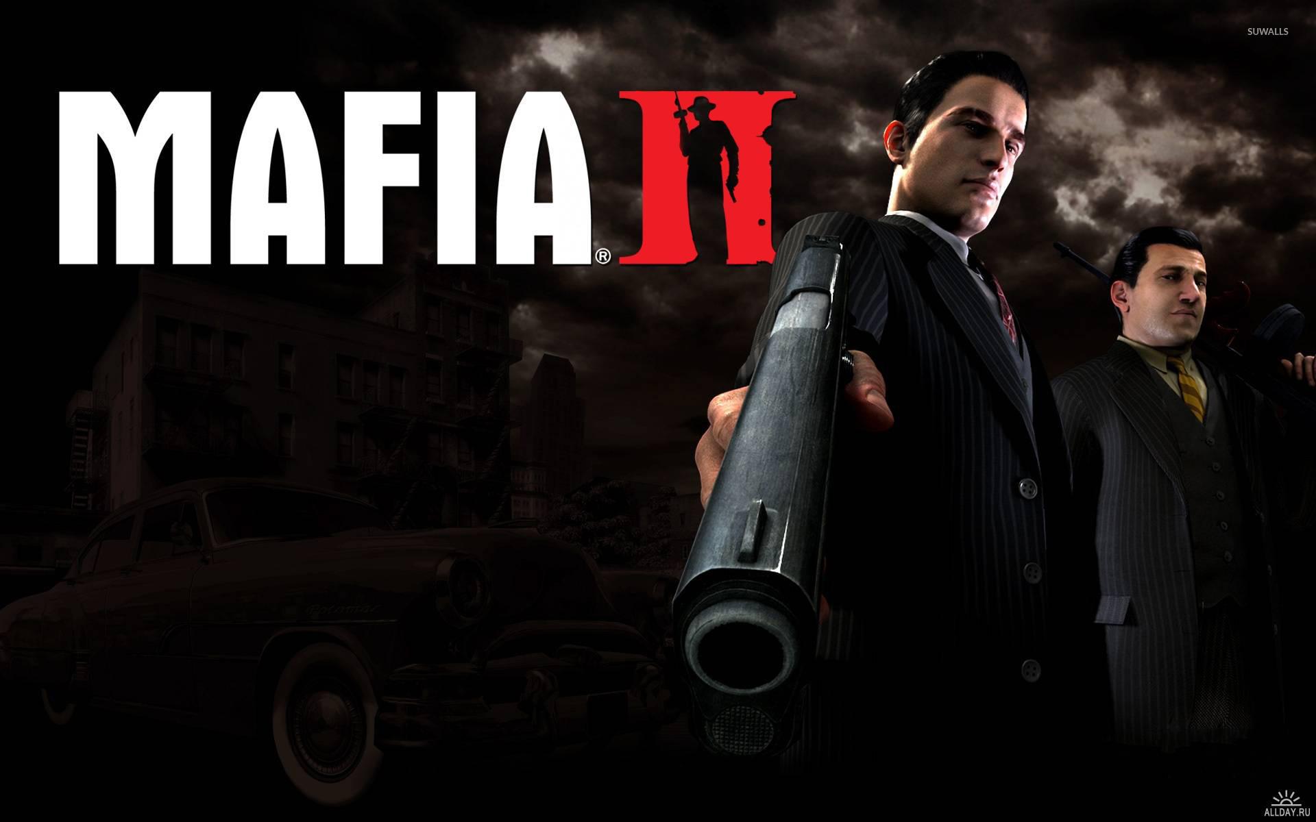Mafia II [4] wallpaper - Game wallpapers - #9808