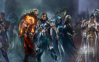 Magic: The Gathering – Duels of the Planeswalkers 2013 wallpaper
