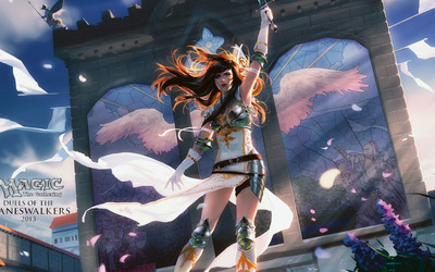 Magic: The Gathering – Duels of the Planeswalkers 2013 [2] wallpaper