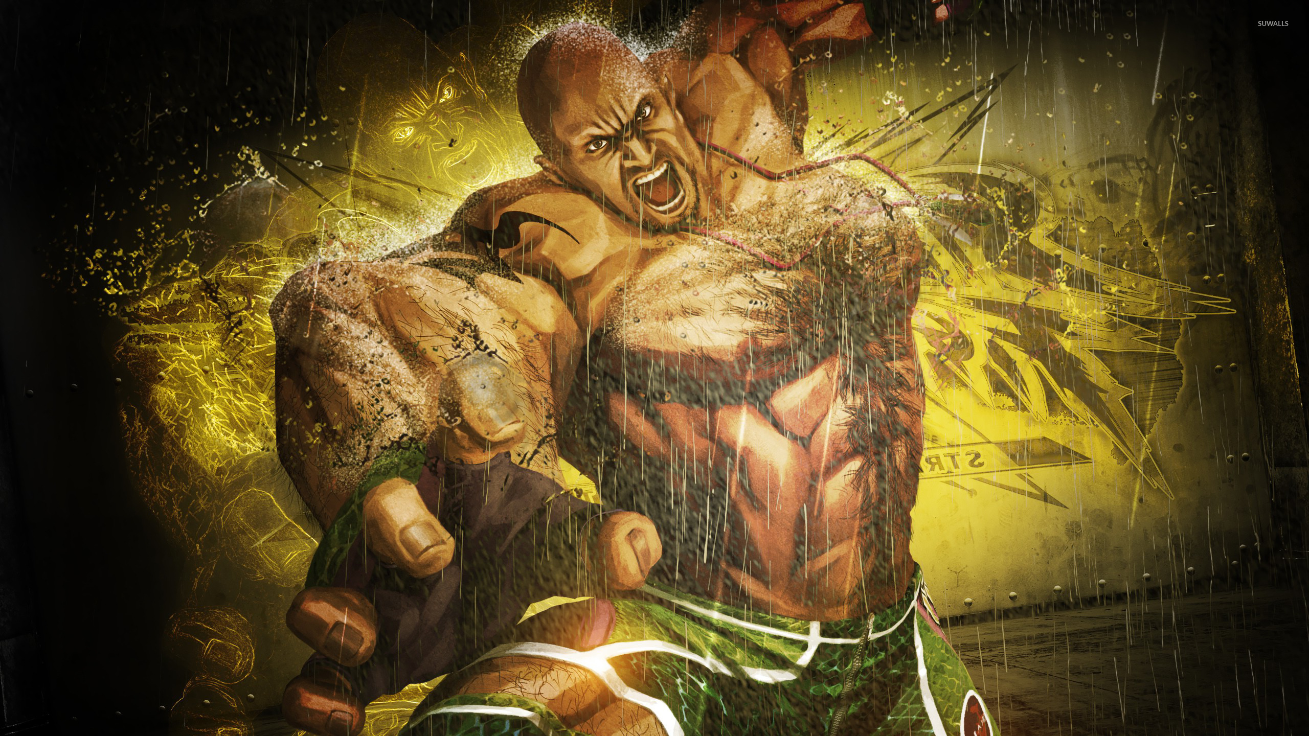 Marduk Street Fighter X Tekken Wallpaper Game Wallpapers 18342
