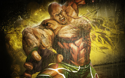 Marduk - Street Fighter X Tekken wallpaper