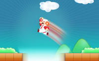 Mario [4] wallpaper 1920x1080 jpg
