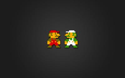 Mario [3] wallpaper