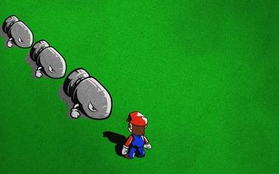 Mario [8] wallpaper