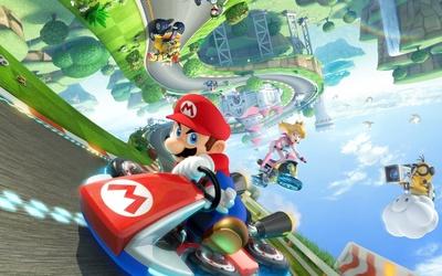 Mario Kart 8 [2] wallpaper