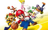 Mario Sports Mix wallpaper 1920x1200 jpg