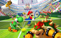 Mario Tennis wallpaper 1920x1200 jpg