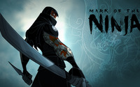 Marked Ninja - Mark of the Ninja wallpaper 1920x1080 jpg