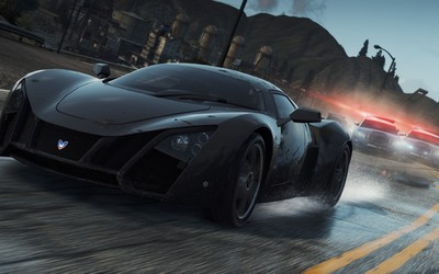 Marussia B2 - Need for Speed: Most Wanted wallpaper