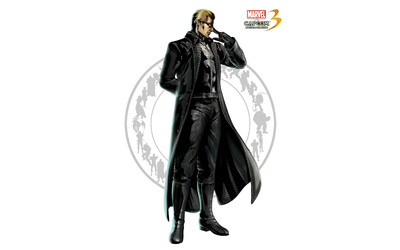 Marvel vs. Capcom 3 -  Albert Wesker wallpaper