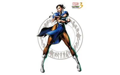 Marvel vs. Capcom 3 - Chun-Li wallpaper