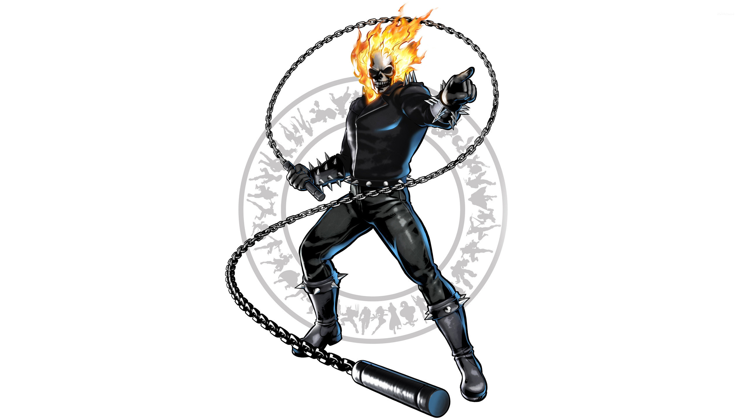 marvel ghost rider games