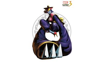 Marvel vs. Capcom 3 -  Hsien-Ko wallpaper