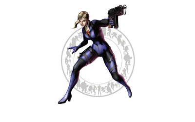 Marvel vs. Capcom 3 - Jill Valentine wallpaper