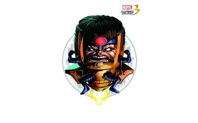 Marvel vs. Capcom 3 -  M.O.D.O.K. wallpaper