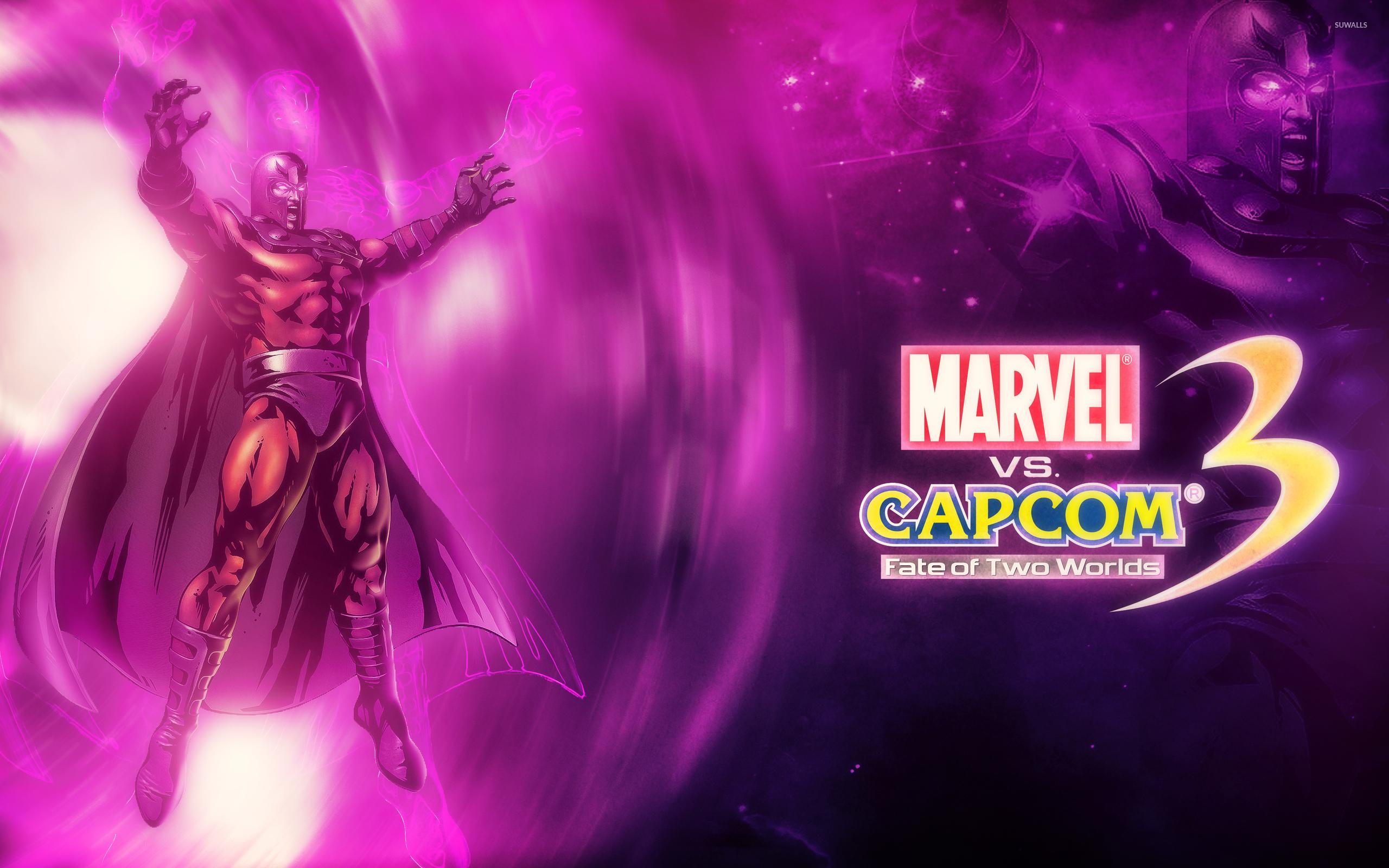 Marvel Vs Capcom 3 Magneto Wallpaper Game Wallpapers 2681