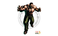 Marvel vs. Capcom 3 -  Mike Haggar wallpaper 2560x1600 jpg