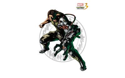 Marvel vs. Capcom 3 -  Nathan Spencer wallpaper