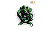 Marvel vs. Capcom 3 -  Shuma-Gorath wallpaper 2560x1600 jpg