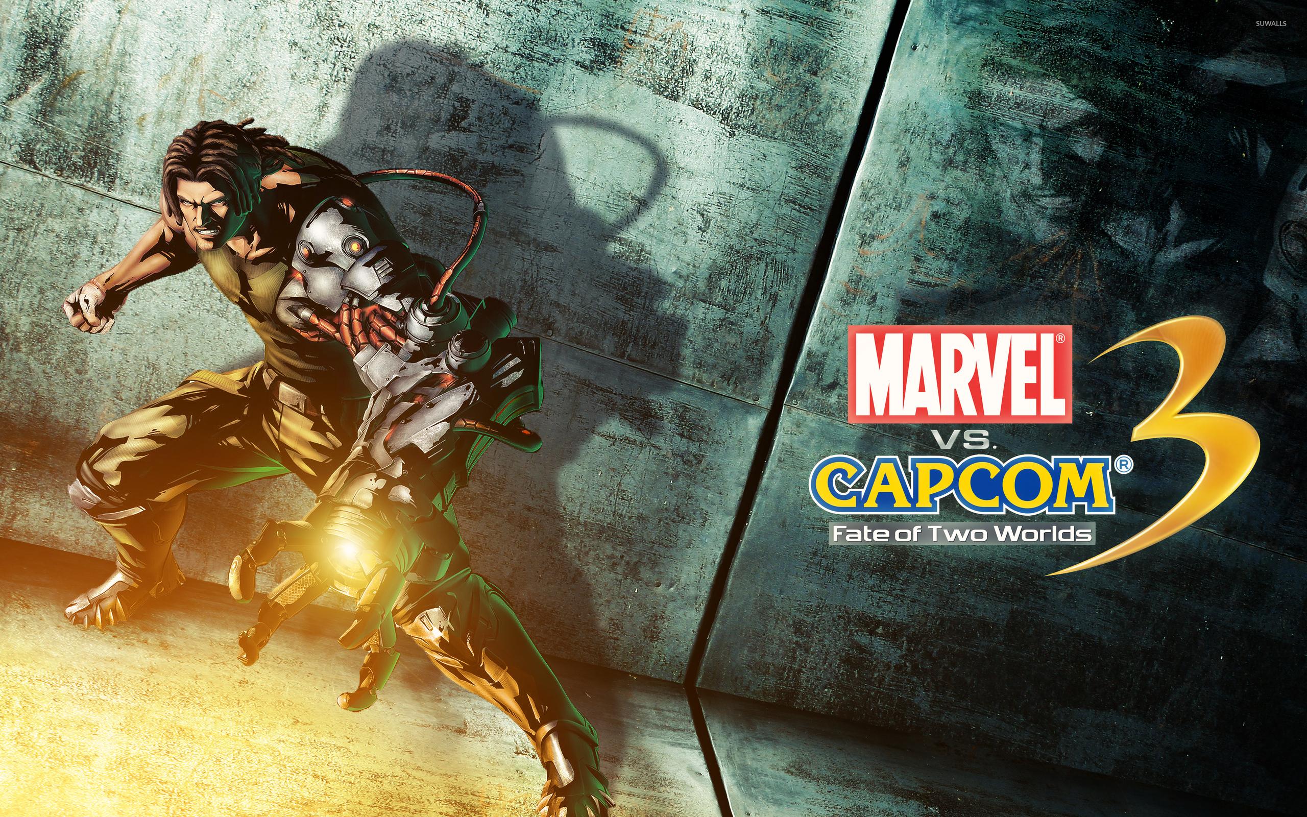 Marvel Vs Capcom 3 Spencer Wallpaper Game Wallpapers 2695