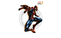 Marvel vs. Capcom 3 -  Spider-Man wallpaper 2560x1600 jpg