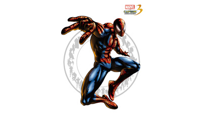 Marvel vs. Capcom 3 -  Spider-Man wallpaper