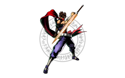 Marvel vs. Capcom 3 -  Strider wallpaper