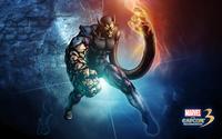 Marvel vs. Capcom 3 Super-Skrull wallpaper 2560x1600 jpg