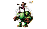 Marvel vs. Capcom 3 -  Tron Bonne wallpaper 2560x1600 jpg