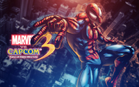 Marvel vs. Capcom Spider-Man wallpaper 2560x1600 jpg